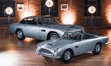 Xe điện đồ chơi Aston Martin đắt bằng ôtô hạng sang