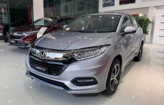 Honda HR-V giảm giá gần 120 triệu đồng đẩy hàng tồn