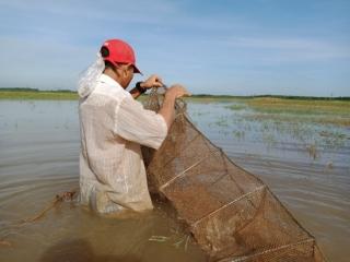 Thượng nguồn hồ Dầu Tiếng vẫn còn nhiều ngư cụ cấm