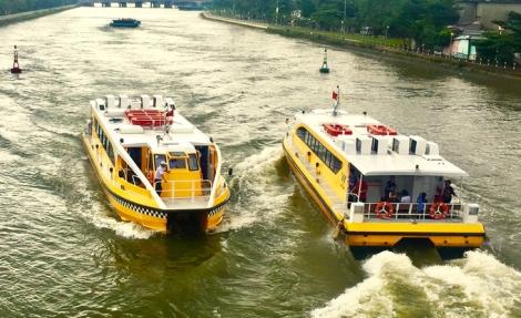 Cần 21.000 tỷ đồng cho giao thông thủy Sài Gòn
