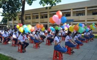 Tây Ninh: Khai giảng năm học mới 2020-2021