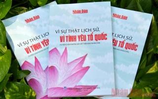 Lan tỏa những sự thật lịch sử trong cộng đồng người Việt Nam ở nước ngoài