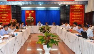 Xây dựng dự thảo Chương trình hành động thực hiện Nghị quyết Đại hội Đảng bộ tỉnh lần thứ XI