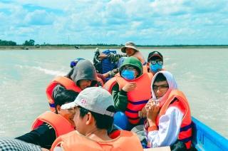 Đảm bảo tuyệt đối an toàn khi vận chuyển khách bằng đường thủy