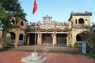 Đình Hiệp Ninh sắp được sửa chữa