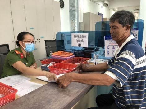 Tây Ninh: Chuẩn bị cấp thẻ Căn cước công dân gắn chip điện tử