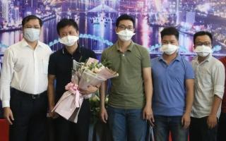 62 y bác sĩ chi viện cuối cùng rời Đà Nẵng