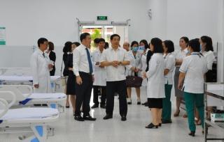 Bệnh viện Đa khoa Hồng Hưng đủ điều kiện đi vào hoạt động