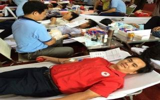 Gương điển hình với 51 lần hiến máu tình nguyện