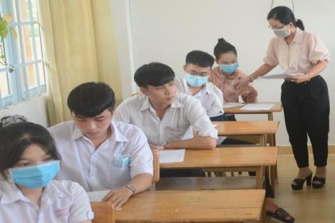 Giảm số bài kiểm tra đối với học sinh phổ thông
