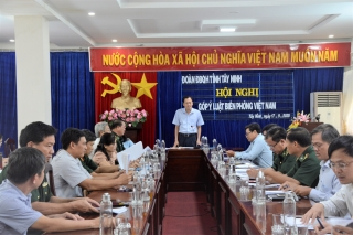 Góp ý dự thảo Luật Biên phòng Việt Nam
