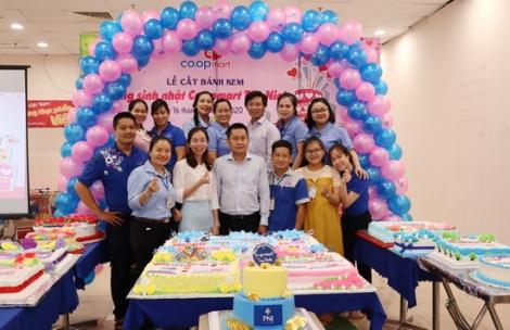 Co.opmart Tây Ninh mừng sinh nhật lần thứ 9