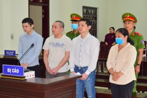 Sản xuất thuốc giả, 4 bị cáo lãnh án 42 năm tù