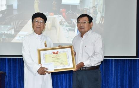 Mặt trận Tổ quốc Việt Nam tổ chức đại hội thi đua yêu nước