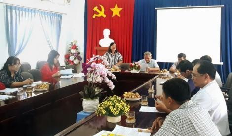 HĐND Thành phố giám sát công tác tuyển sinh tại trường Trần Hưng Đạo và Kim Đồng