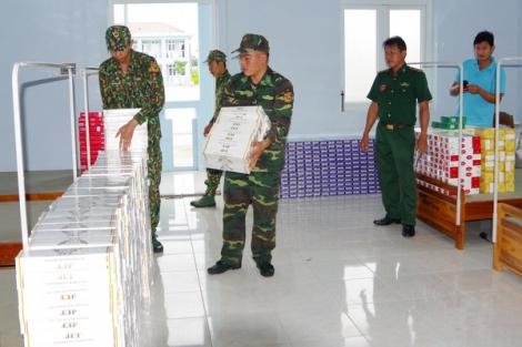 Cụm thi đua số 2-Biên phòng Tây Ninh tổng kết hoạt động năm 2020