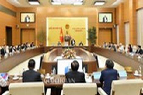 Ủy ban Thường vụ Quốc hội vừa quyết định triệu tập kỳ họp thứ 10, Quốc hội khóa XIV