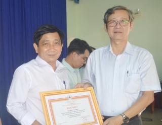 Hòa Thành: Tổng kết công tác Hội và phong trào Chữ thập đỏ trường học.