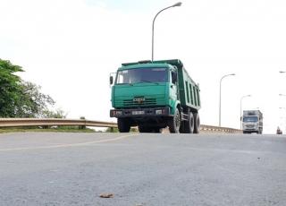 Cầu Gò Chai: tiềm ẩn nguy cơ tai nạn giao thông