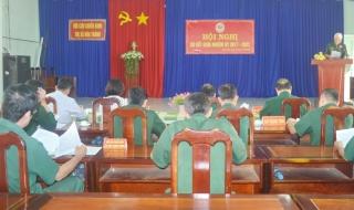 Hội CCB thị xã Hòa Thành sơ kết giữa nhiệm kỳ 2017-2022