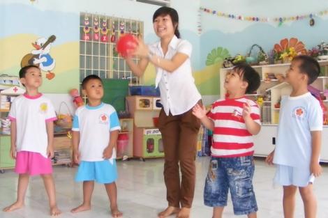 Năm học 2020-2021: Khẩn trương tuyển dụng giáo viên mầm non