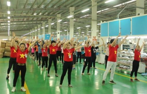 Phát động thi video clip tập thể dục giữa giờ trong công nhân, viên chức, lao động
