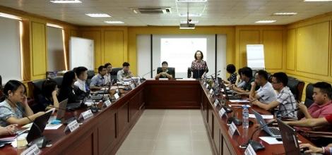 Tập huấn báo chí về Kỹ năng tiếp cận và khai thác thông tin trong thời đại kỹ thuật số