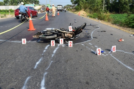 9 tháng năm 2020, toàn tỉnh xảy ra 84 vụ tai nạn giao thông