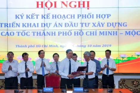 Hợp tác phát triển kinh tế - xã hội giữa Tây Ninh và TP.Hồ Chí Minh: Ðem lại hiệu quả thiết thực