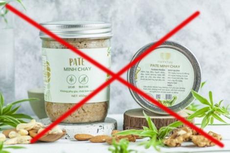 Không phát hiện sản phẩm patê Minh Chay trên thị trường Tây Ninh