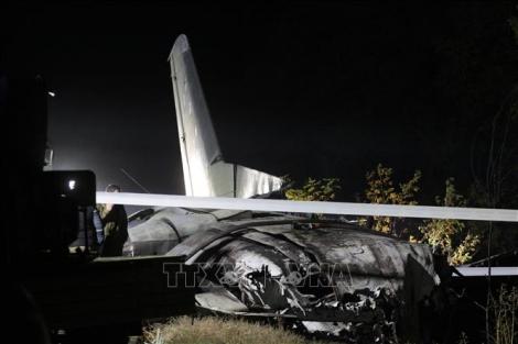 Rơi máy bay quân sự tại Ukraine: Văn phòng Tổng Công tố tiến hành thủ tục tố tụng hình sự