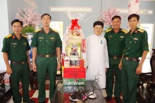 Chúc mừng Tòa thánh Cao Đài Tây Ninh nhân dịp Đại lễ Hội Yến Diêu Trì Cung