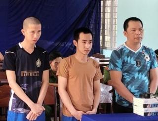 Phạt tù 3 đối tượng tổ chức đưa người xuất cảnh trái phép sang Campuchia