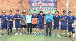 Huyện Gò Dầu: Tổ chức Giải bóng đá mini cán bộ, công chức, viên chức năm 2020