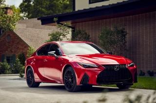 Lexus IS 2021 sẽ cập bến những đại lý Mỹ vào tháng sau