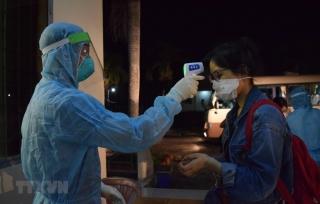 33 ngày không lây nhiễm nCoV cộng đồng