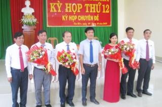 Tân Biên: Bầu bổ sung hai Phó Chủ tịch UBND huyện