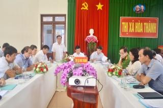 Hòa Thành: Thu ngân sách 9 tháng đầu năm đạt hơn 210 tỉ đồng