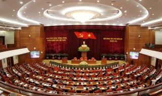 Thông báo Hội nghị lần thứ 13 Ban Chấp hành Trung ương Đảng khoá XII