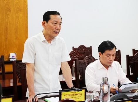 Trung ương làm việc với Tây Ninh về tín dụng chính sách
