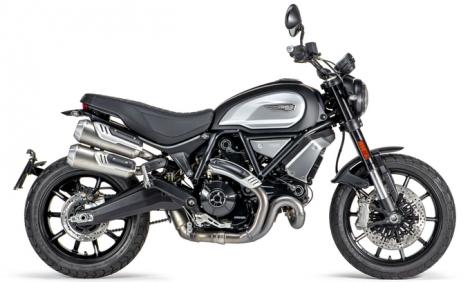 Ducati Scrambler thêm bản giá rẻ 13.600 USD