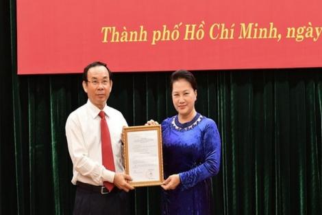 Bộ Chính trị giới thiệu đồng chí Nguyễn Văn Nên làm Bí thư Thành ủy TPHCM nhiệm kỳ 2020-2025