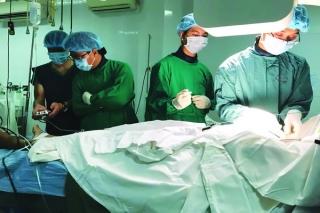 Ngành Y tế: Nâng cao chất lượng bảo vệ, chăm sóc sức khoẻ nhân dân