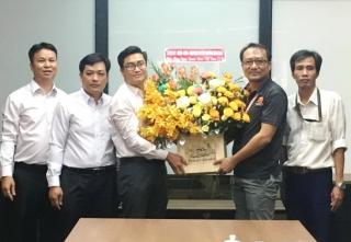 Huyện Dương Minh Châu thăm doanh nghiệp nhân ngày Doanh nhân Việt Nam 13.10
