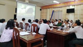 Thường trực HĐND huyện Dương Minh Châu họp phiên định kỳ tháng 10.2020