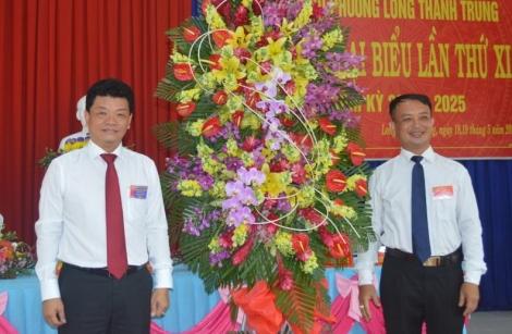Ông Nguyễn Đức Hảo được bầu làm Phó Chủ tịch UBND thị xã Hòa Thành