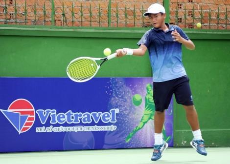 Ngày thi đấu thứ 4, giải vô địch quần vợt trẻ-VTF Junior Tour 3–Hải Đăng Cúp 2020: Các cây vợt chủ nhà gây ấn tượng