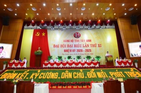 Khai mạc phiên trù bị Đại hội đại biểu Đảng bộ tỉnh