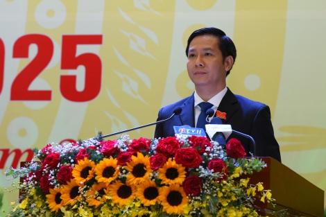 Phát biểu khai mạc Đại hội đại biểu Đảng bộ tỉnh Tây Ninh lần thứ XI của Bí thư Tỉnh ủy Nguyễn Thành Tâm