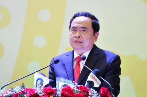 Toàn văn phát biểu chỉ đạo của đồng chí Trần Thanh Mẫn - Bí thư Trung ương Đảng, Chủ tịch Uỷ ban Trung ương Mặt trận Tổ quốc Việt Nam tại Đại hội